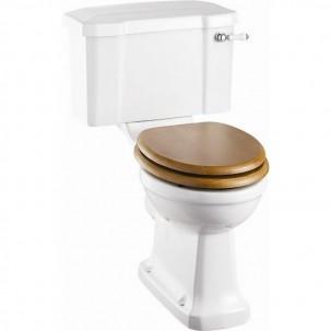 Burlington golvstående toalett BUR-WC1P5