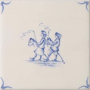 Klassisk Delft Figures 6