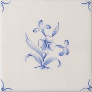 Klassisk Delft Flowers 1