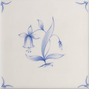 Klassisk Delft Flowers 2