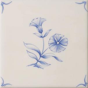 Klassisk Delft Flowers 6