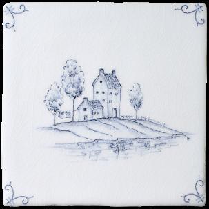 Landscape Delft 6