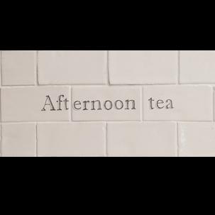 Individuella Ord Afternoon Tea