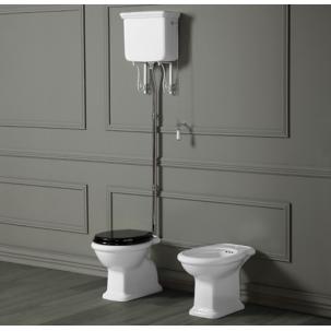 Lante högspolande toalett