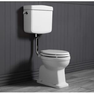 Londra lågspolande toalett