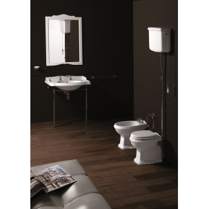 Arcade högspolande toalett