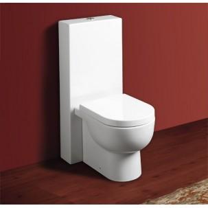 E-line golvstående toalett med CT-tank